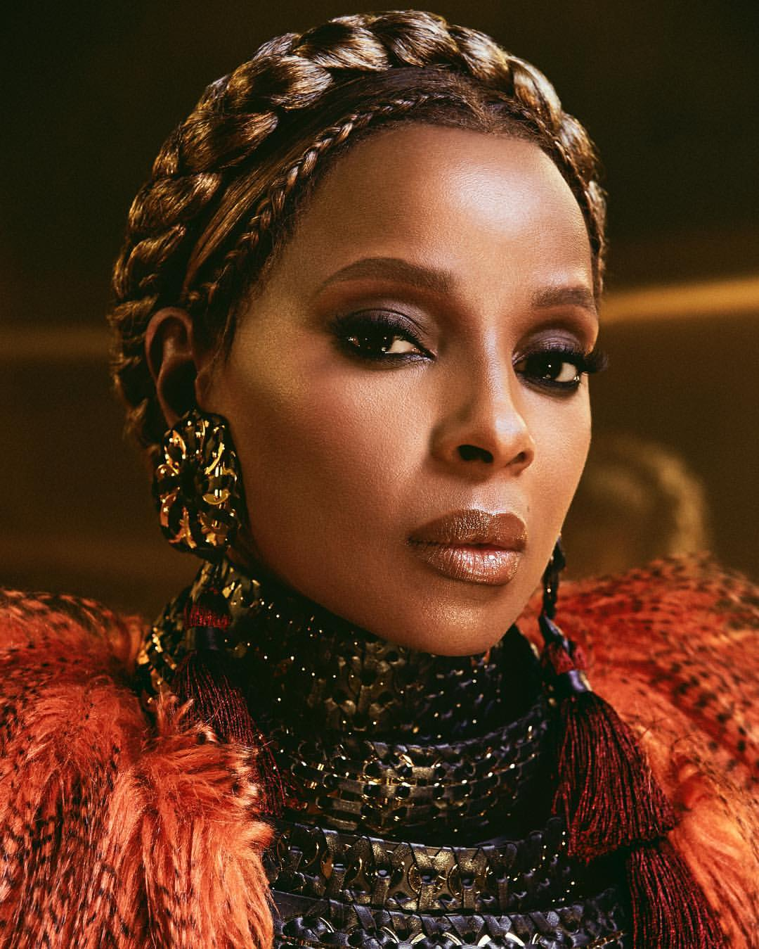 Mary J  Blige Readying 'My Life II (Act 2)' Album - That