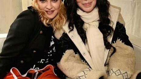 Madonna & Cher Dissolve Differences For 'Women's Day'