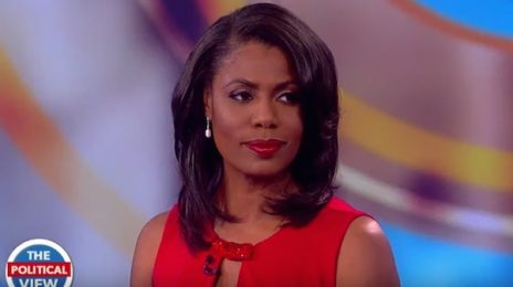 Watch: Omarosa Throws Shade Grenades On 'The View'