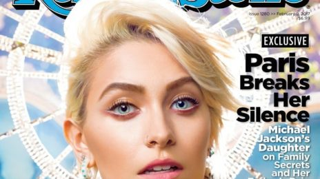 Paris Jackson Covers Rolling Stone / Breaks Silence On Life After Michael Jackson's Death