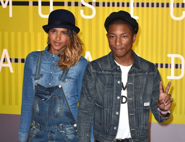 Pharrell Williams & Wife Welcome Triplets