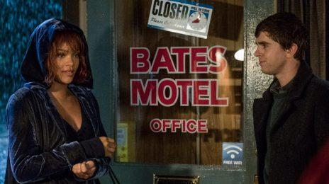 Trailer:  Rihanna Stars In A&E's 'Psycho' Remake 'Bates Motel'