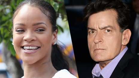 "Charlie Sheen Apologizes To Rihanna After Branding Her A ""Bitch"""