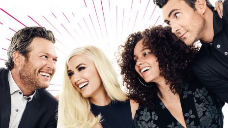 The Voice: Alicia Keys & Gwen Stefani Shine In New Promo