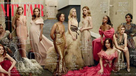 Stunning! Janelle Monae, Lupita Nyong'o, & Aja Naomi King Cover 'Vanity Fair'