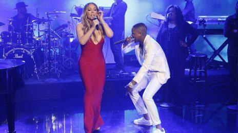 Watch:  Mariah Carey & YG Perform 'I Don't' On 'Kimmel'