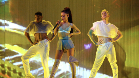 Watch: Ariana Grande Kicks Off 'The Dangerous Woman Tour' In Phoenix