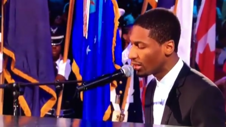 Ouch! Singer Under Fire For 'Brutalizing' U.S. National Anthem at 2017 NBA All-Star Game