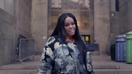 Azealia Banks Places A Hex On Nicki Minaj