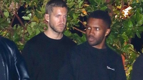 Calvin Harris Teams With Frank Ocean For New Collaboration / Shares Fresh Preview
