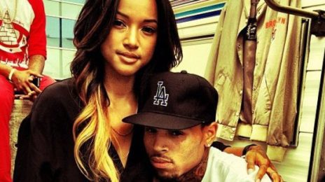 "Karrueche Tran: ""Chris Brown Punched Me In The Stomach...Twice"""