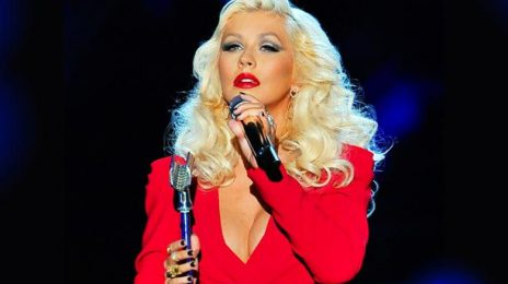 Christina Aguilera Announces She's Put the 'Finishing Touches' On New Album?