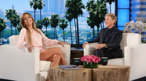 Jennifer Lopez Visits 'Ellen' / Talks Dating Drake, The Super Bowl, & More