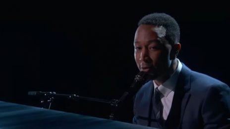 Watch:  John Legend Performs 'La La Land' Medley at 2017 Academy Awards