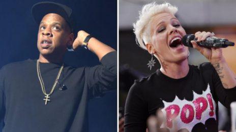 Jay Z & Pink To Headline V Festival 2017