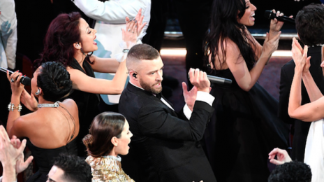 Watch: Justin Timberlake Kicks Off The 2017 Oscars With 'Can't Stop The Feeling' [Performance]