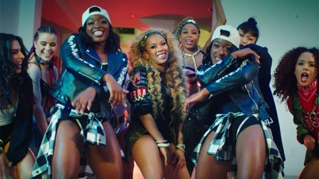 New Video:  Keyshia Cole Ft. Remy Ma & French Montana - 'You'