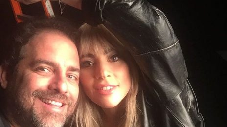 Hot Shot: Lady Gaga Shoots New Video With Brett Ratner?