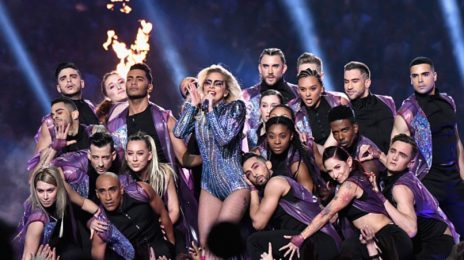 Watch: Lady Gaga Rocks Super Bowl Halftime Show [Performance]