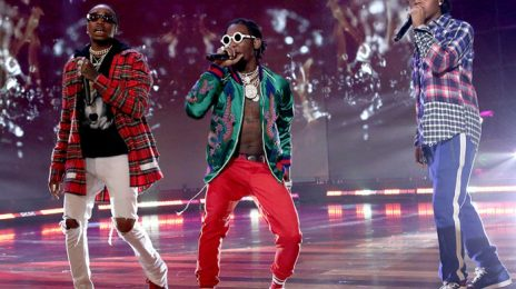 Did You Miss It?  Migos Brings 'Bad & Boujee' To 'Ellen'