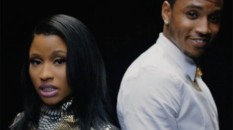 Nicki Minaj Claps Back At Trey Songz?
