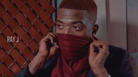 New Video:  Ray J - 'Cheat on You'