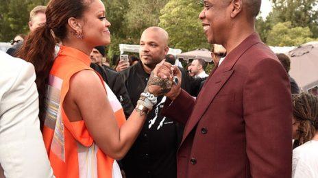 Rihanna, Jay Z, & More Shine At Roc Nation Pre-Grammy Brunch
