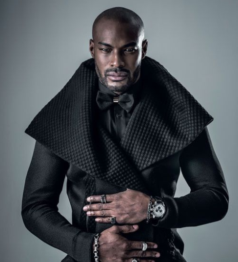 "Tyson Beckford Admits To Pulling Gun On ""Large White Man ..."