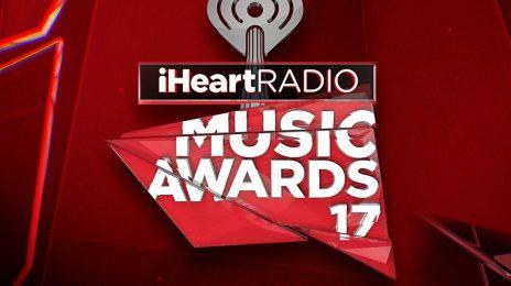 Winners:  2017 iHeartRadio Music Awards