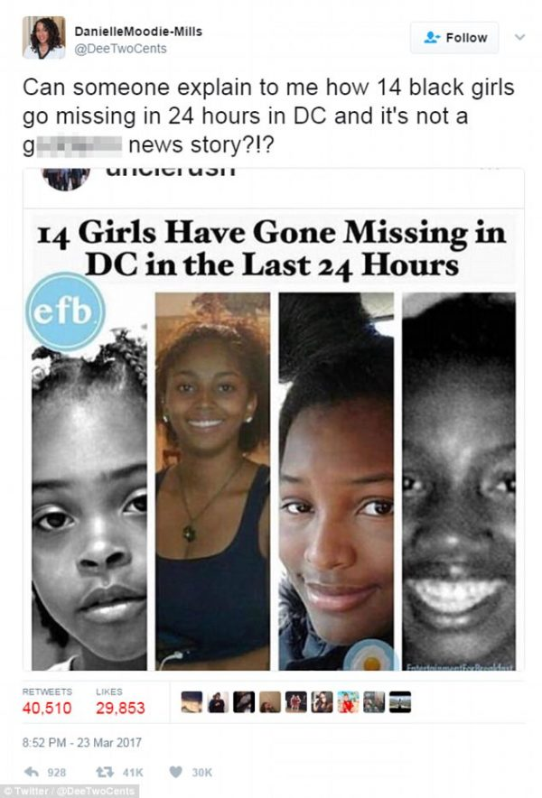 Ll Cool J Amp More Join The Hunt For Missing African