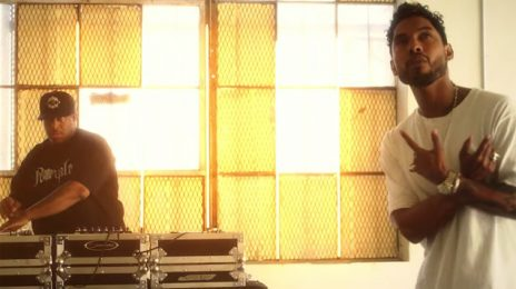 New Video: Miguel & DJ Premier - '2 Luvin U'