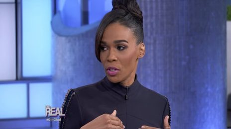 Did You Miss It?  Michelle Williams Dishes On Destiny's Child Biopic & More At 'The Real'