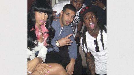 New Music: Nicki Minaj, Drake, & Lil Wayne