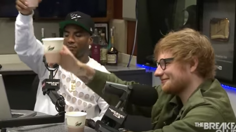 Ed Sheeran Shatters U.K. Record /  Reveals 'Shape Of You' Was Written For Rihanna