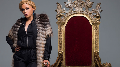New Song: Faith Evans - 'Ten Wife Commandments (Ft Biggie Smalls)'