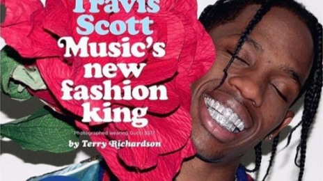 Travis Scott Covers 'GQ'