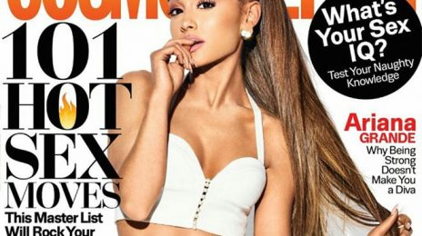 Ariana Grande Covers Cosmopolitan / Next Album Almost Done