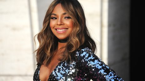 Report:  Ashanti Taps DJ Mustard, Ty Dolla $ign, & More For New Album