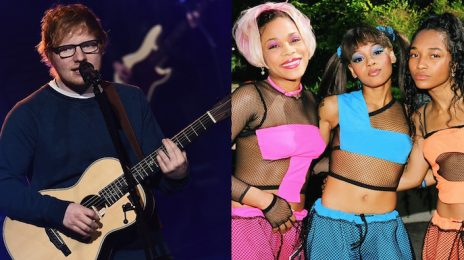 Cha-Ching! Ed Sheeran Adds 'No Scrubs' Writers Kandi & Tiny To 'Shape Of You' Writing Credits