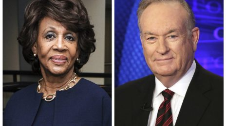"Bill O'Reilly Apologizes After Saying Maxine Waters Wears ""James Brown's Wig"""