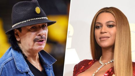 Carlos Santana Says He Wants To Work With Beyonce & Adele