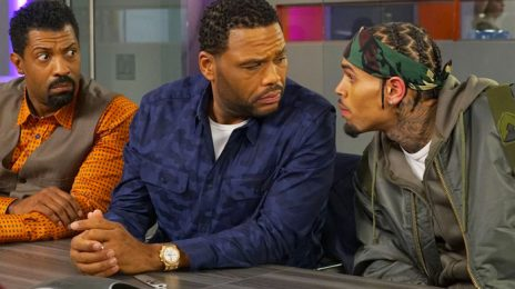 Chris Brown Joins The Cast Of 'Blackish'