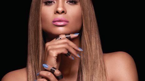 Ciara Stuns In New Revlon Promo / Celebrates Major VEVO Certification