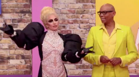 Preview: Lady Gaga Guests On 'RuPaul's Drag Race'