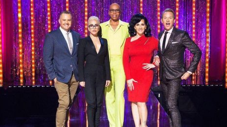 First Look: Lady Gaga Guests On RuPaul's Drag Race