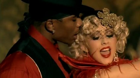 From The Vault: Nelly & Christina Aguilera - 'Tilt Ya Head Back'