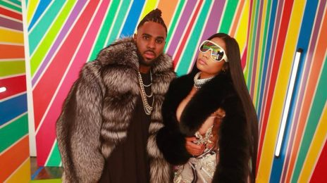 'Goodbye': Jason Derulo & Nicki Minaj Single Streamed 41 Million Times On Spotify