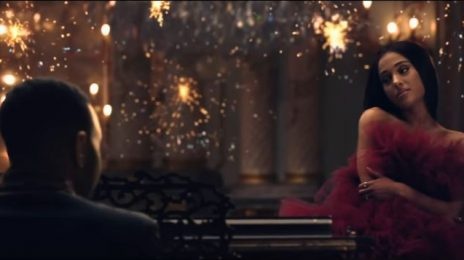 New Video:  Ariana Grande & John Legend - 'Beauty & the Beast'