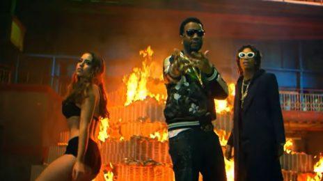 New Video:  Juicy J & Wiz Khalifa - 'Cell Ready'
