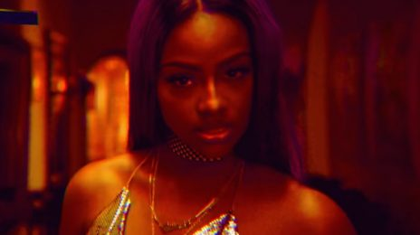 New Video: Justine Skye - 'Flames'